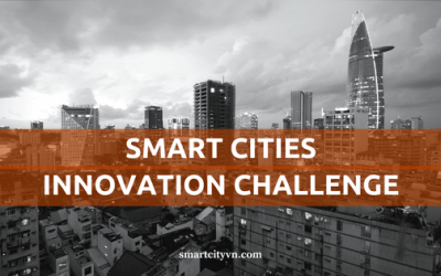 New contest solves problems facing Vietnam's fast-growing cities through innovation and entrepreneurship