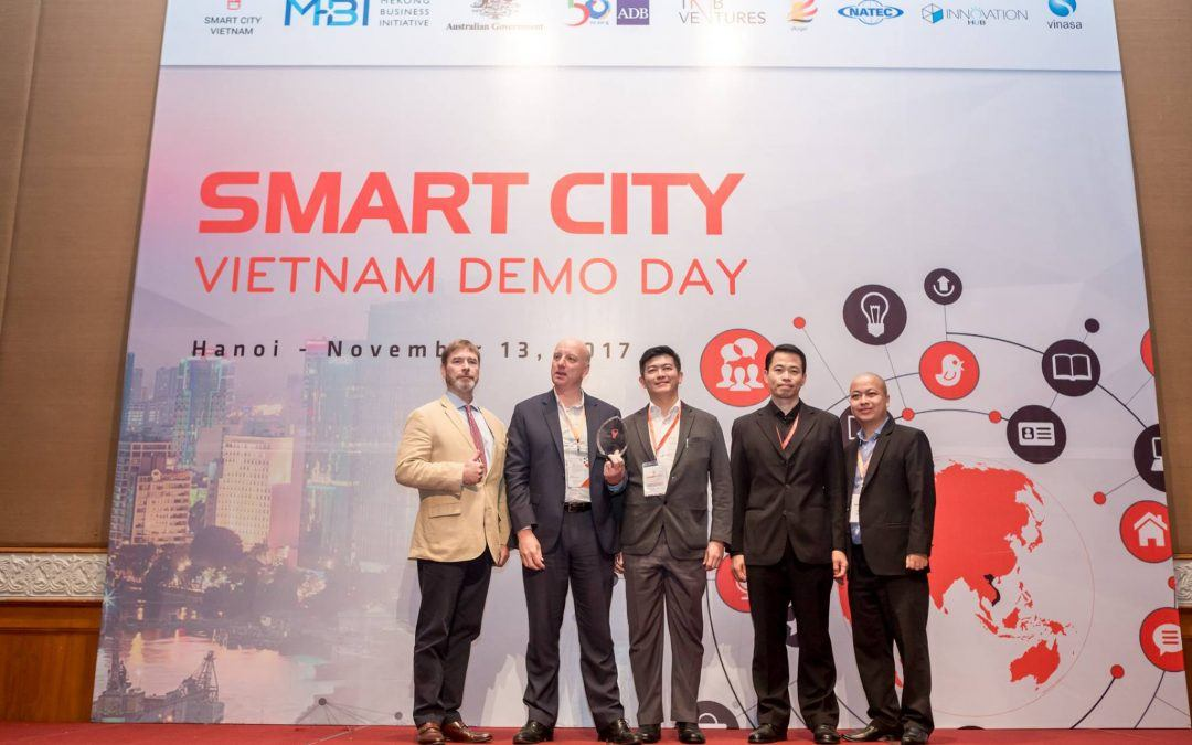 Smart City Vietnam Demo Day Marks Successful End to MBI Innovation Challenge